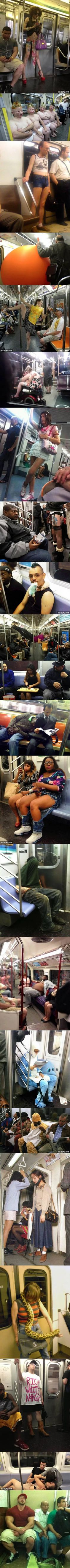 22 Photos That Show Why I Hate To Take The Subway! Wtf Funny, Funny Jokes, Hilarious, People Of Walmart, Stupid People, Best Funny Pictures, Funny Photos, Wtf Moments, U Bahn
