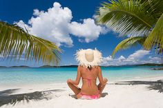 Don't bother me Beach - US Virgin Islands