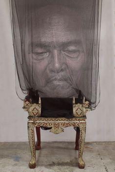 Uttaporn Nimmalaikaew, My Buddhist saint (My Dad)', 2015