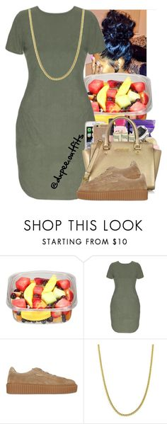 """""""Right my wrongs"""" by dxpe-outfits ❤ liked on Polyvore featuring Puma and Cartier"""