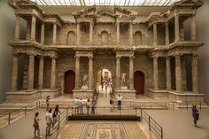 Pergamon Museum - Porta del Mercato di Mileto