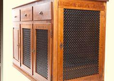 hundebox wohnzimmer