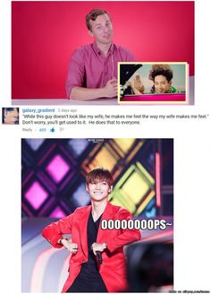 """""""He does that to everyone"""" THE TRUTH 