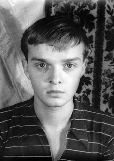 Truman Capote by Carl Van Vechten.