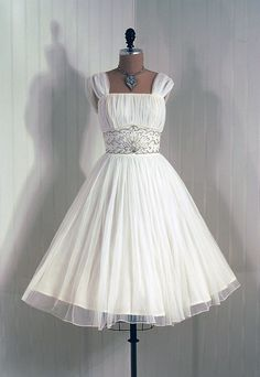 Cute for the reception. Looks much easier to dance around in! But hence I'm always a brides maid not yet a bride.