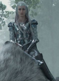 Ice Armor - Custom Made Freya Ice Queen Battle Armor By Colleen ...