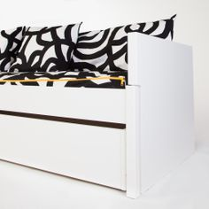 AVA Sofa Bed Double Beds, Sofa Bed, Magazine Rack, Small Spaces, Cabinet, Storage, Furniture, Home Decor, Full Beds