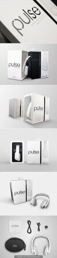 PULSE Headset, Creative Agency: CRE8 DESIGN