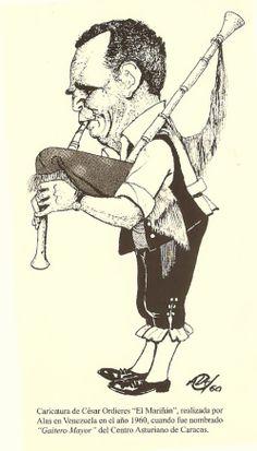 """César Ordieres """"El Mariñan"""" (1916-1964)"""