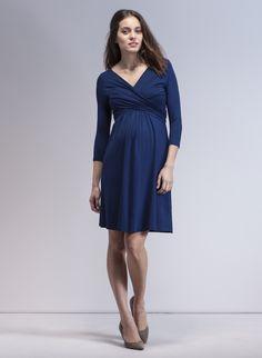 Isabella Oliver vestidos premamá de primavera que os van a gustar http://www.minimoda.es
