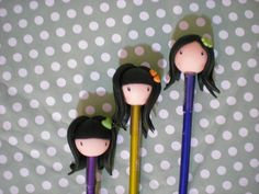 Ponteira estilo gorjuss by Janaina Biscuit, via Flickr