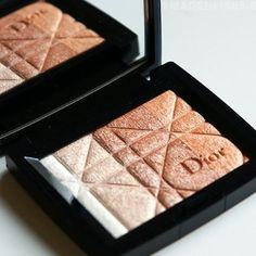 I love this shimmer brick!  #dior #makeup