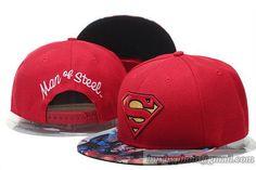 Cheap Wholesale Superman Snapback Hats Adjustable Caps Red 229 for slae at US$8.90 #snapbackhats #snapbacks #hiphop #popular #hiphocap #sportscaps #fashioncaps #baseballcap