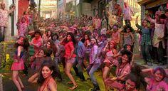 Seedhi saadi Naina has also become Sharabi with Balam's Pichkari. Join Bunny, Naina, Avi & Aditi as they celebrate love with colors  Join the gang @ http://wp.me/p24k0U-5Sz