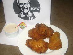 Fotorecept: Kuracie krídelká ako z KFC