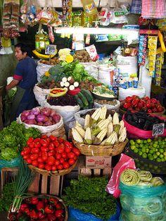 Central Market - Lima, Peru