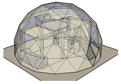 Geodesic Domes for sale - Dome & cover design, rental & delivery ...