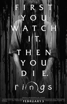 See The New Poster For Rings    Theres going to be a new sequel toThe Ringcoming our way quite soon.Ringswas originally set for release on November 23 2015 but then it got bumped to April 1 2016 before being moved to October 28 2016 before getting another delay to February 3 2017.  Were less than one month away from its newest release date and Paramount might actually keep it this time around seeing as theyve now unveiled a new poster for the upcoming horror sequel. WhileRings the movie is…