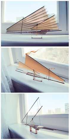 the boat - boat Anton Finisky Model Sailing Ships, Model Ships, Wooden Boat Plans, Wooden Boats, Yacht Design, Boat Design, Dirigible Steampunk, Row Row Your Boat, Surf House