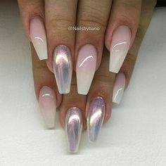 50 Super Coffin Nail Designs that you Can Flip # 2016 - Nail Design Ideas! - 50 Super Coffin Nail Designs that you Can Flip # 2016 – Nail Design Ideas! 50 Super Coffin Nail Designs that you Can Flip # 2016 Fall Acrylic Nails, Acrylic Nail Designs, Nail Art Designs, Design Ideas, Autumn Nails, Spring Nails, Glitter Nails, Cute Nails, Colorful Nails