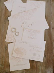 Gallery & Inspiration | Category - Invitations | Page - 24 - Style Me Pretty