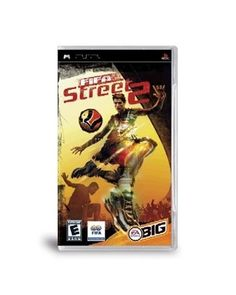 FIFA Street 2  Sony PSP by Electronic Arts -- Read more reviews of the product by visiting the link on the image.