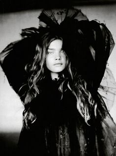 ivy and bean: Morning Beauty | Natalia Vodianova by Paolo Roversi