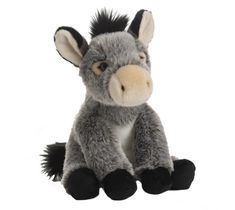 WHAT'S INCLUDED: From a realistic design and distinctive facial markings, this Donkey stuffed animal is simply irresistible! This plush Donkey is huggable, hand-washable, soft, shed-free and made from high quality acrylic, polyester and stitching to ensure added safety!  	 DIMENSIONS: Measuring at 12 Inches, our adorable Donkey stuffed animals are comfortable and soft to the touch! The perfect size for at home and take on the go play!  	 MULTI-PURPOSE: Expand your child's interest in…