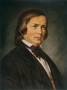 Schumann. He took up hours of my childhood and taught me at least a quarter of what I know about music. Forever grateful :3