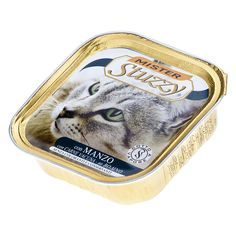 Animalerie  Mister Stuzzy Cat 6 x 100 g pour chat  dinde
