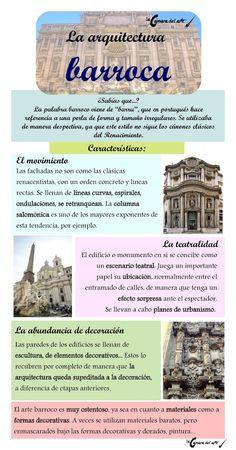 La arquitectura barroca | La cámara del arte