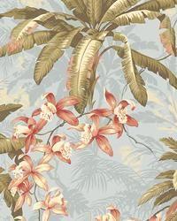 Tropical Wallpaper Floral Wallpaper