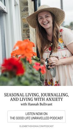 In today's podcast episode I talk to stylist, writer, seasonal living advocate, planning enthusiast, and blogger, Hannah Bullivant.   We talk about what it means to embrace the seasons and how seasonal living is a form of mindfulness.   We talk about Hannah's number one tip for living a good life, and that includes prioritising pleasure, self-care and putting your needs first in order to be an effective, self-aware human being. Caroline Hirons, Perfect Match, Life Is Good, Anxiety, Writer, Stylists, Mindfulness, Good Things, Seasons