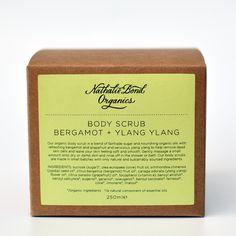Nathalie Bond Organics   Exfoliante Corporal Bergamota & Ylang Ylang - Bergamota & Ylang Ylang Body Scrub   Tienda Online de Cosmética Natural