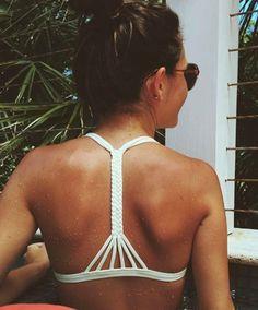 braid back bikinis #lspace