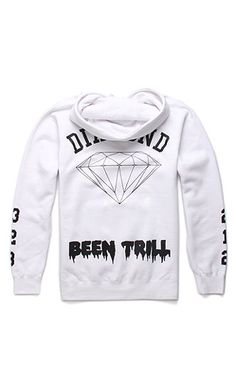x Diamond Supply Co. Drip 2 Pullover Hoodie