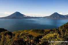After exploring #LatinAmerica's best short-break escapes this #Easter; here's an interesting 'Did You Know' fact: Lake #Atitlan means 'at the water/the place where the rainbow gets its colors' in the Mayan language of Nahuati! #travelfacts #travel @natgeotravel @bbctravel @visitguatemala