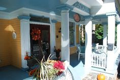the peach house bed and breakfast atlanta sign - Google Search