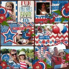 Fun 4th - Scrapbook.com