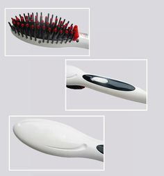 Love This Black Straightening Brush By Elite Brush On