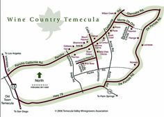 California Wine Guide, Reviews and Ratings | California Winery Advisor - Temecula Winery Maps