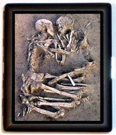 Skeletons in Embrace Love in Death Cigarette Case or ID Business Card Holder NEW Wallet