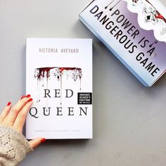 Red Queen by Victoria Aveyard | to read list