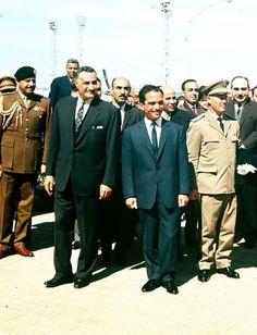 Egyptian Newspaper, President Of Egypt, Gamal Abdel Nasser, Old Egypt, Modern History, Palestine, Obama, Spotlight, The Man
