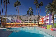 The Saguaro Palm Springs - A Tablet Hotel