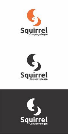 Squirrel . Logo Templates. $29.00