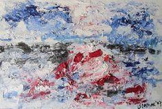 Jan Cremer - seascape Strand