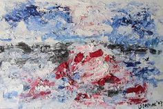 Jan Cremer - seascape