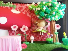 Fairy Party by Dream Flavours Celebrations #dreamflavours