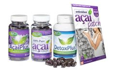 Acai Berry Ultimate Combo Pack 4 Products, 1 Month Supply Each